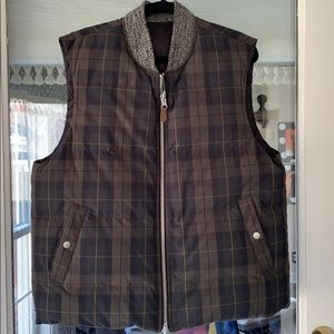 Jack Spade Reversible Vest